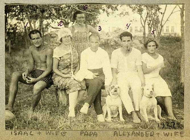 1927 Group Photo1