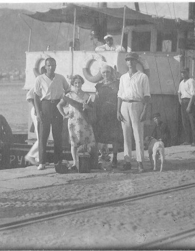 Alexander and Grune 1928