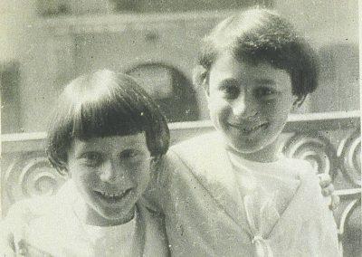 Mika and Falik Age5
