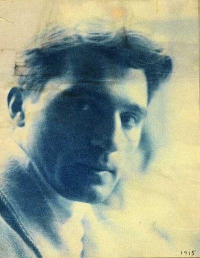 Self portrait1 1915